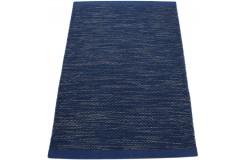 Zielony kilim nowoczesny durry 100% wełniany dywan płasko tkany 120x180cm dwustronny Indie