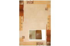 Dywan wełniany Wissenbach Patana Sepzial 1044 creme pomarańczowy 250x300cm jakość