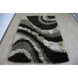 Gruby Masywny (5,8kgm2) ręczny Dywan Shaggy LOFT 140x200 taftowany 10 wzorów