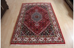 Klasyczny dywan BIDJAR 140x200cm 100%wełna GRUBY