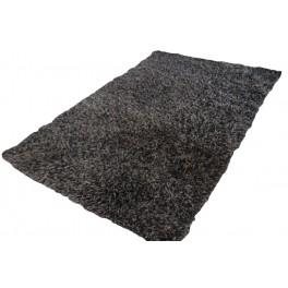 Dywan shaggy komfort - wełna i poliester ok 160x230cm Indie