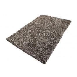 Fantastyczny tani dywan shaggy 165x235cm wełna + poliester