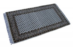 Szlachetny dywan Mir Royal 70x140cm BEŻ/BRĄZ MIR 100% WEŁNA
