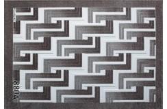 Dywan Pierre Cardin Sanzelize 160x230cm brązowy piękny wzór wysoka jakość