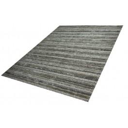 Markowy nietypowy dywan shaggy TOUAREG silver firmy Brinker Carpets piórka glamour 200x250cm masywny inny
