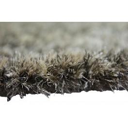 6kg/m2 masywny dywan shaggy super soft Brinker Carpets Percy 1305 beige 200x250cm przecena -60%