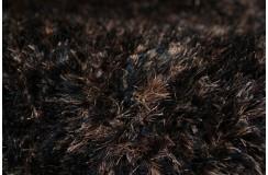 6kg/m2 masywny dywan shaggy super soft Brinker Carpets Percy 1325 brown-black 200x250m MEGA PROMOCJA z 4150zł na 1759 zł!