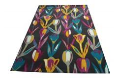 Przepiękny kolorowy dywan Ava Handfab 100% wełna owcza