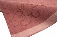 Luksusowy wycinany na różnych poziomach gruby dywan z Indii 160x230cm