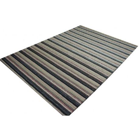 Wełniany ręcznie taftowany dywan indyjski 160x230