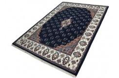 Gustowny ręcznie tkany orientalny dywan z Indii 2x3m 100% welna piękny