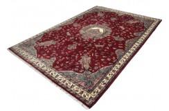 Tebriz ręcznie tkany dywan 300x400cm 100% wełna królewski oryginał z Iranu wysoka jakość i klasa -80% ceny