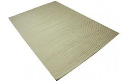 Jasny- subtelny dywan The Rug Republic Tabo gruby 160x230cm beżowy wełna 100%