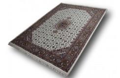 Beżowy klasyczny dywan ręcznie tkany 100% wełna ORIENT Kanchipur 170x230cm