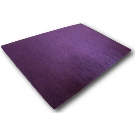 Dywan IKEA Almsted Ręcznie tkany fioletowy dywan Nowoczesny design 170x240