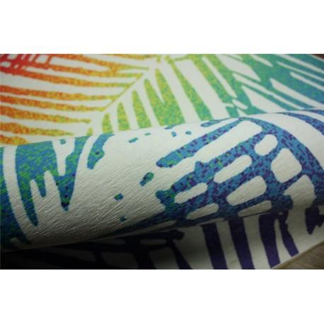 Miękki dywan jak obraz 140x200 piękne kolory i design bawełna poliester i kryl