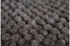 100% Wełniany naturalny dywan Brinker Carpets Loop 600 200x300cm wart 5 600zł brązowy