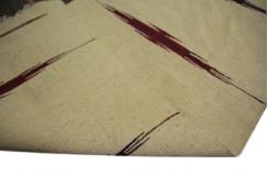 Etniczny wełniany kilimafgański z welny owczej 60x270cm tradycyjny