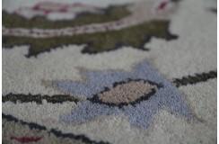 Beżowy wełniany dywan w tradycyjnym wzornictwie 155x245cm Ziegler