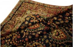 Absolutny unikat dywan Yazd Binesh ok 350x450cm 100% wełna cenny jedyny perski kobierzec