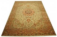 Dywan Tabriz 50Raj wełna kork+jedwab najwyższej jakości dywan z Iranu ok 250x350cm