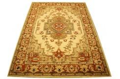 Piękny ręcznie tkany dywan Ziegler Heriz wełna z poyskiem ekskluzywny 185x267cm