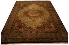 Ręcznie tkany eksklzywny dywan Mud Indie 300x400cm piękny pers