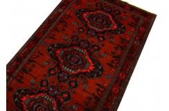 Kaukaski gęsto tkany dywan Azerbejdżan 121x207cm jedyny