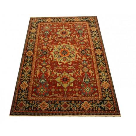 Kaukaski gęsto tkany dywan Tabriz Azerbejdżan 139x205cm unikat