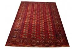 Kaukaski unikatowy gęsto tkany dywan Azerbejdżan Rosja 180x255cm bucharski