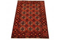 Afgan Mauri oryginalny 100% wełnian dywan z Afganistanu 113x161cm ręcznie gęsto tkany