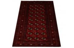 Afgan Mauri oryginalny 100% wełnian dywan z Afganistanu 135x198cm ręcznie gęsto tkany