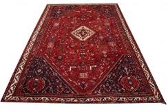 Bogaty dywan Sziraz Kaszkaj z Iranu 175x274cm 100% wełna ręcznie tkany na wełnie