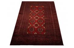 Afgan Mauri oryginalny 100% wełnian dywan z Afganistanu 100x170cm ręcznie gęsto tkany