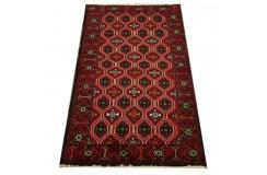 Dywan rękodzieło Beludżów 100% wełna 96x175cm oryginalny z Iranu tradycyjny perski