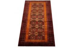 Dywan rękodzieło Beludżów 100% wełna 100x185cm oryginalny z Iranu tradycyjny perski