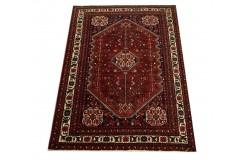 Tradycyjny wełniany recznie tkany dywan Abadeh perski orietalny 100x147cm