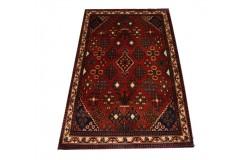 Tradycyjny irański wełniany recznie tkany dywan Dżuszegan perski orietalny 108x177cm
