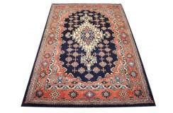 Perski koczowniczy kurdyjski wiejski dywan Gutschan 120x180cm welna ręcznie tkany Iran