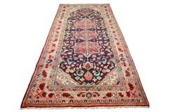 Oryginał ręcznie tkany perski chodnik Mahal 138x317 100% WEŁNA  hand made in Iran