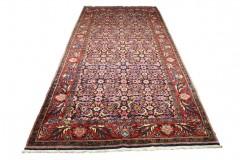 Tradycyjny piękny dywan Saruk z Iranu 160x333cm 100% wełna oryginalny ręcznie tkany perski chodnik