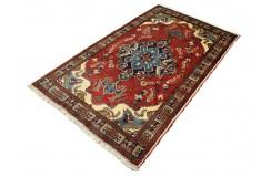 Perski koczowniczy kurdyjski wiejski dywan Koliai 109x190cm welna ręcznie tkany Iran