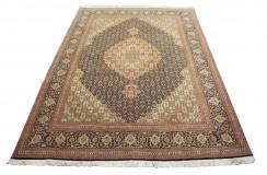 Dywan Tabriz 50Raj wełna i jedwab najwyższej jakości dywan z Iranu ok 160x230cm