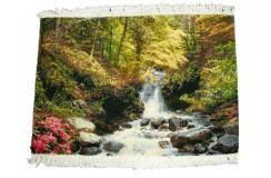 Dywan Tabriz 40Raj wełna najwyższej jakości dywan obrazkowy z Iranu 55x80cm