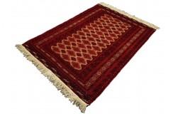 Afgan Mauri oryginalny 100% wełniany dywan z Afganistanu 118x170cm ręcznie gęsto tkany Buchara