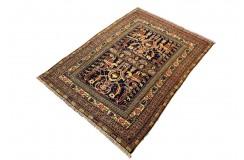 Afgan Ali Khoja oryginalny 100% wełniany dywan z Afganistanu 96x172cm ręcznie gęsto tkany Kabul antyk