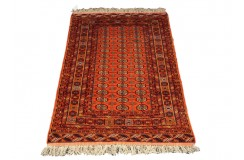 Afgan Mauri oryginalny 100% wełniany dywan z Afganistanu 119x177cm ręcznie gęsto tkany Buchara