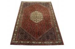 100% wełniany luksusowy dywan Bidjar (Bidżar) z Iranu 100% wełna najwyższej jakosci motywy kwiatowe heratu 120x180cm