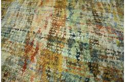 100% wiskoza nowoczesny dywan z deseniem 160x230cm kolorowy Indie