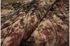 Wiskoza i wełna gruby dywan nowoczesny z Indii piękny postarzany wzór miękki 160x230cm Vintage